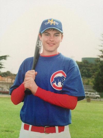 Sobrato Grad Ryan Williams Aiming For The Big Leagues