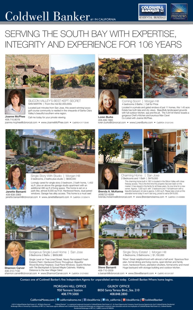 Coldwell Banker latest listings