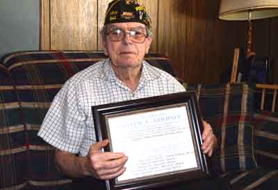 Senior profile: Morgan Hill man provided inspiration for WWII movie 'The Frogmen'