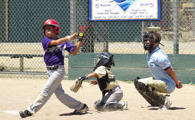 Pony Baseball League Fosters Teamwork Builds Friendships