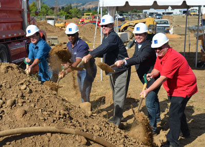 Photo Op: La Quinta Hotel breaks ground for construction
