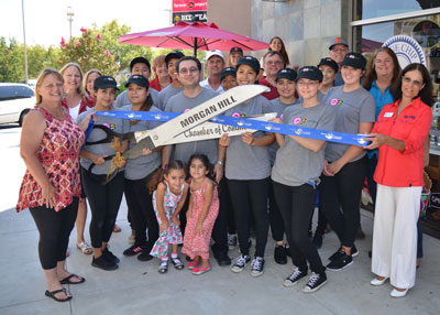 Ribbon Cutting— Forever Yogurt/Bee & Tea
