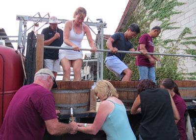 Winery profile: Guglielmo family winemakers celebrate with guests at 24th Harvest Festival