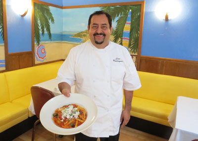 Dining profile: Rosy's at the Beach's new chef brings European flare to menu