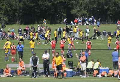 Nonprofit profile: Morgan Hill Youth Sports Alliance building toward the future