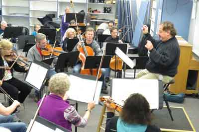South Valley Symphony's March 5 concert dares to look to the future