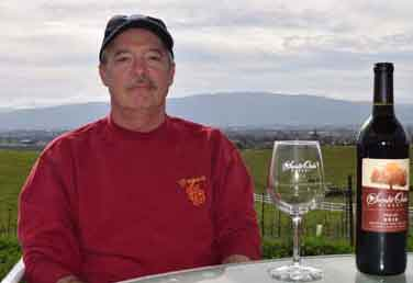 Q&A with John Grogan: Sunlit Oaks Winery owner will serve as new winery association president