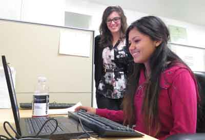 Nonprofit profile: Nonprofit TeenForce helps place young people in local jobs
