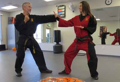 Longtime family-run martial arts studio teaches life lessons