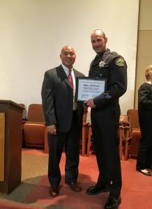 Officer Brandon & Sgt. Thomas