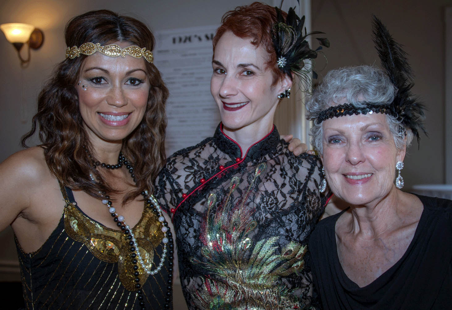 Q&A with Leah De Lane: Party-goers experience the ambiance of a 'speakeasy' during Prohibition
