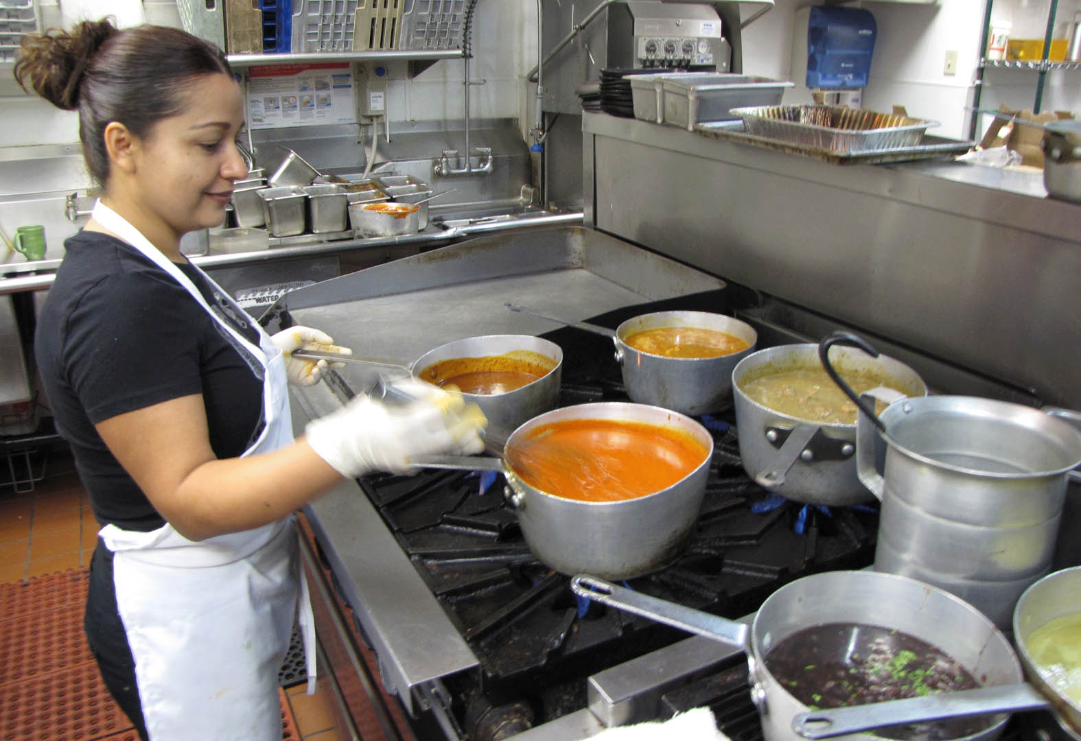 Dining profile: La Hacienda in MH looking to duplicate Gilroy restaurant's success