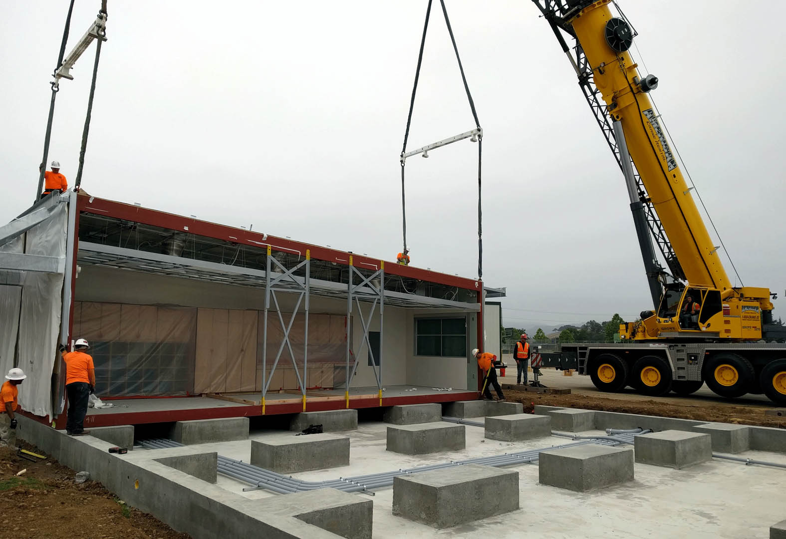 Junior Journalism: San Martin/Gwinn gets environmentally-friendly modular classrooms
