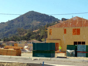 Photo by Marty Cheek Solera Ranch is being built by City Ventures just off Old Monterey Road north of town.