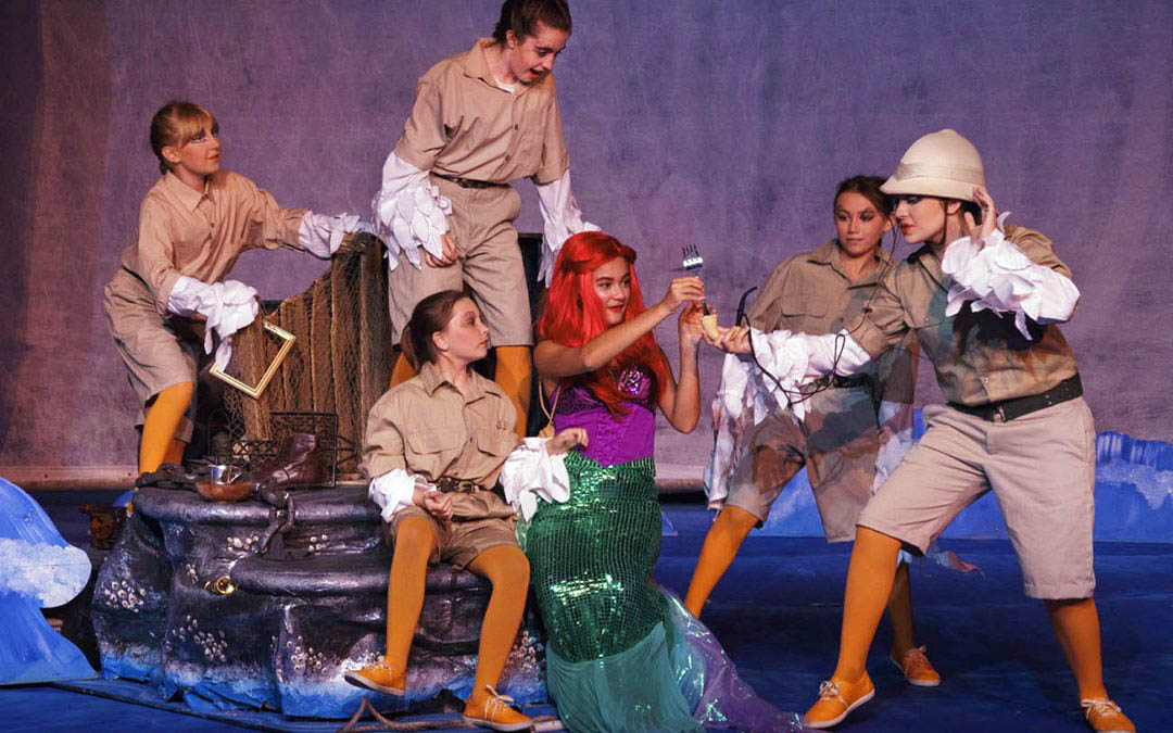 Nonprofit profile: SVCT opens season with Disney's 'Little Mermaid Jr.' musical