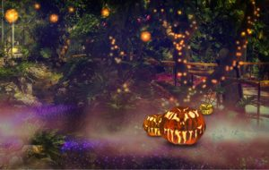 Halloween@Night @ Gilroy Gardens Family Theme Park | Gilroy | California | United States