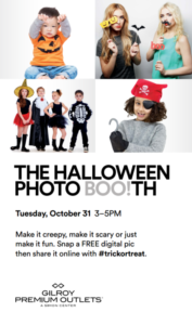 Gilroy Premium Outlets' Halloween Spooktacular @ Gilroy Premium Outlets | Gilroy | California | United States
