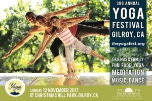 YogaFEST 2017 - Gilroy, CA @ Christmas Hill Park   Gilroy   California   United States