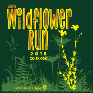 35th Annual Wildflower Run 10K | 5K | 2K @ Live Oak High School | Morgan Hill | California | United States