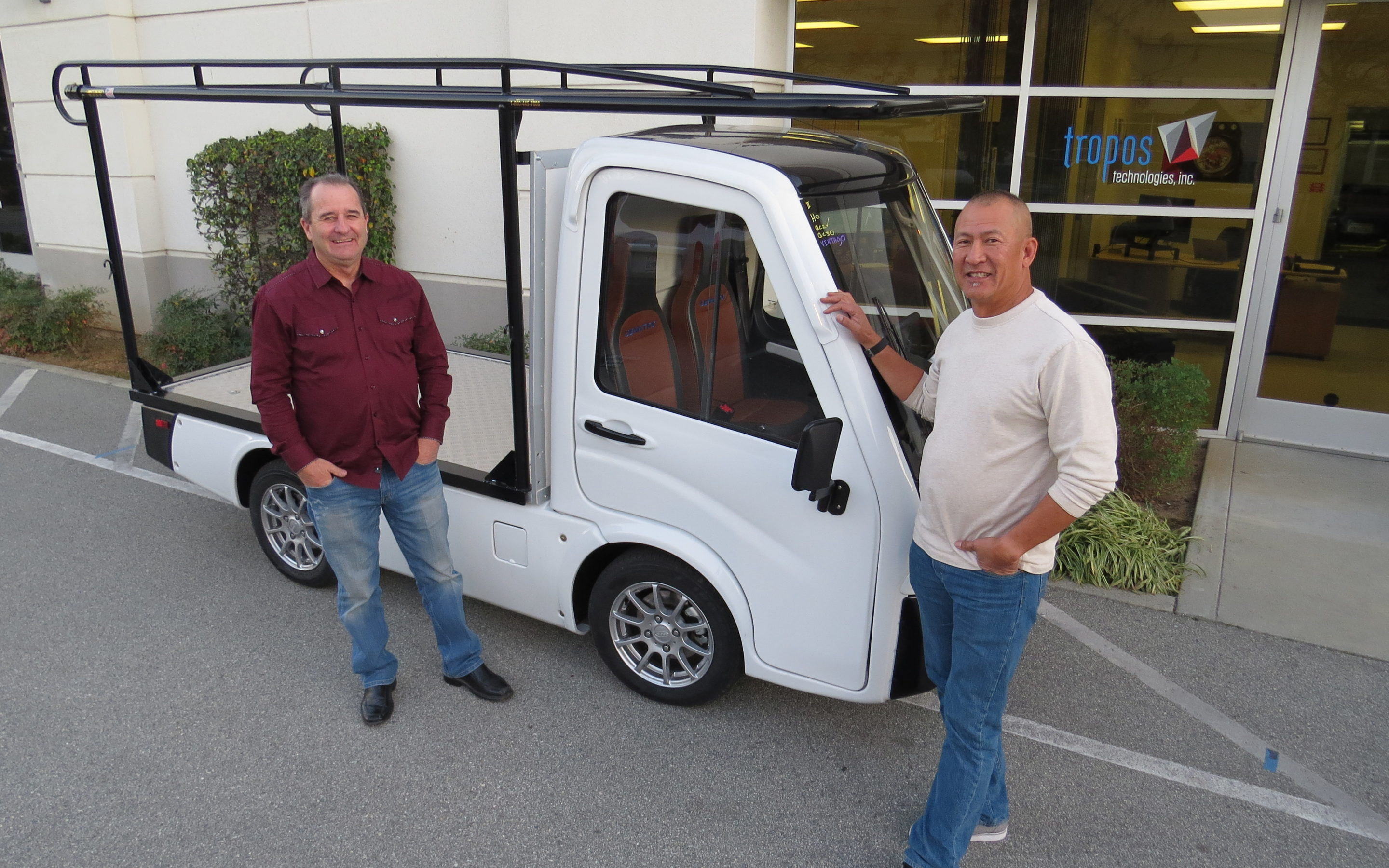 Main Story – New Morgan Hill company bringing electric vehicles to new industries