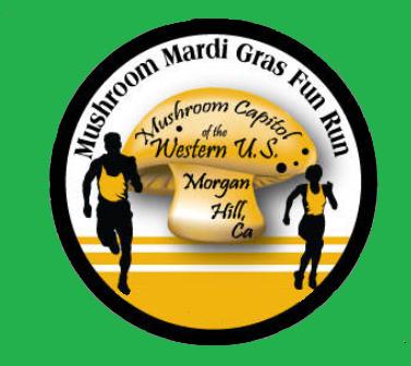Mushroom Mardi Gras 5k/10k Fun Run