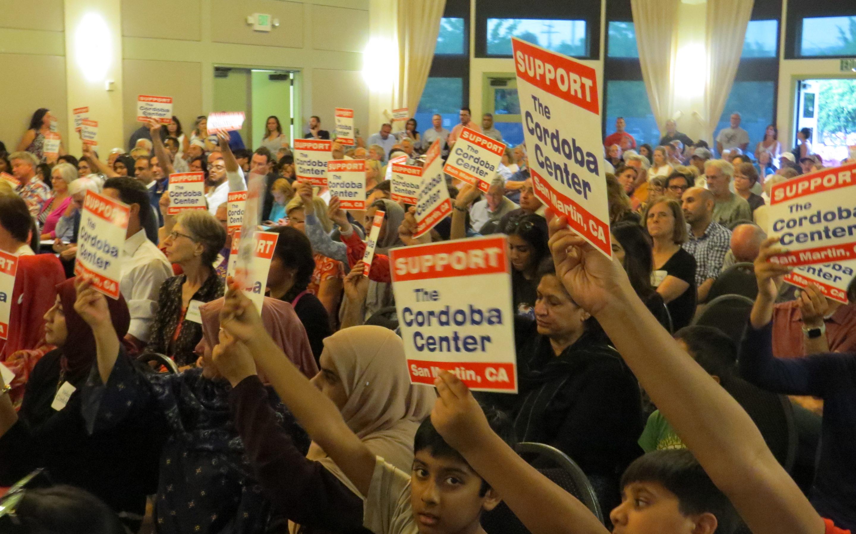 Main story – San Martin residents raise concerns on Cordoba Center's impact