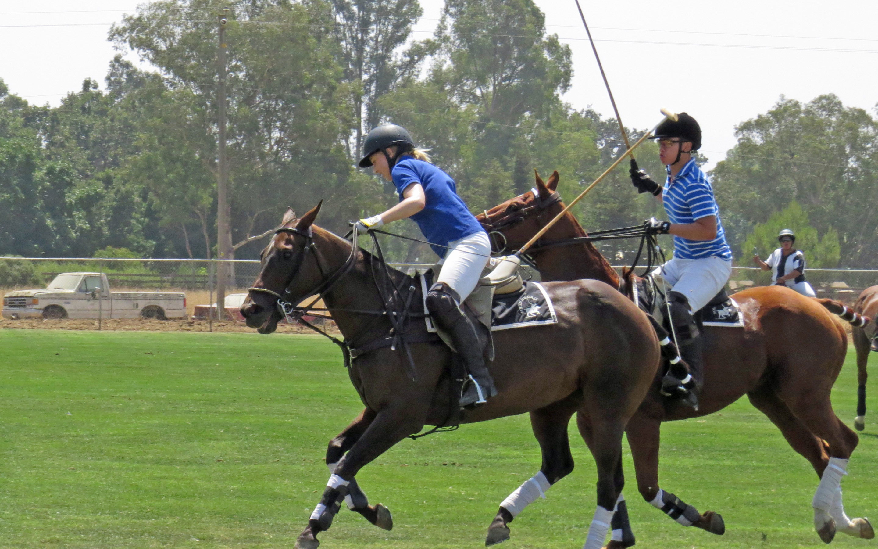 Main story – South Bay Polo Club changes attitudes, encourages diversity