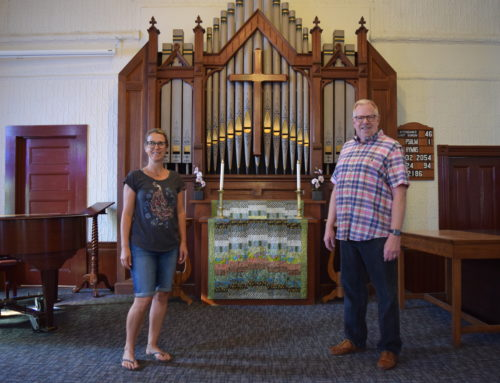 Main story – Methodist Church celebrates 125 years with the community