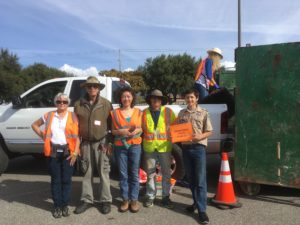 Trash Bash @ Sig Sanchez Government Building | San Martin | California | United States
