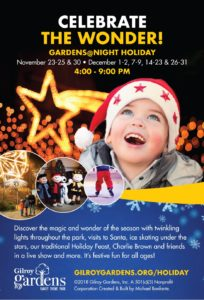 Celebrate The Wonder! Gardens@Night Holiday @ Celebrate The Wonder! Gardens@Night Holiday 	 | Gilroy | California | United States
