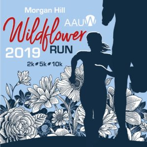 36th Annual AAUW Wildflower Run: 2K | 5K | 10K @ Live Oak High School | Morgan Hill | California | United States