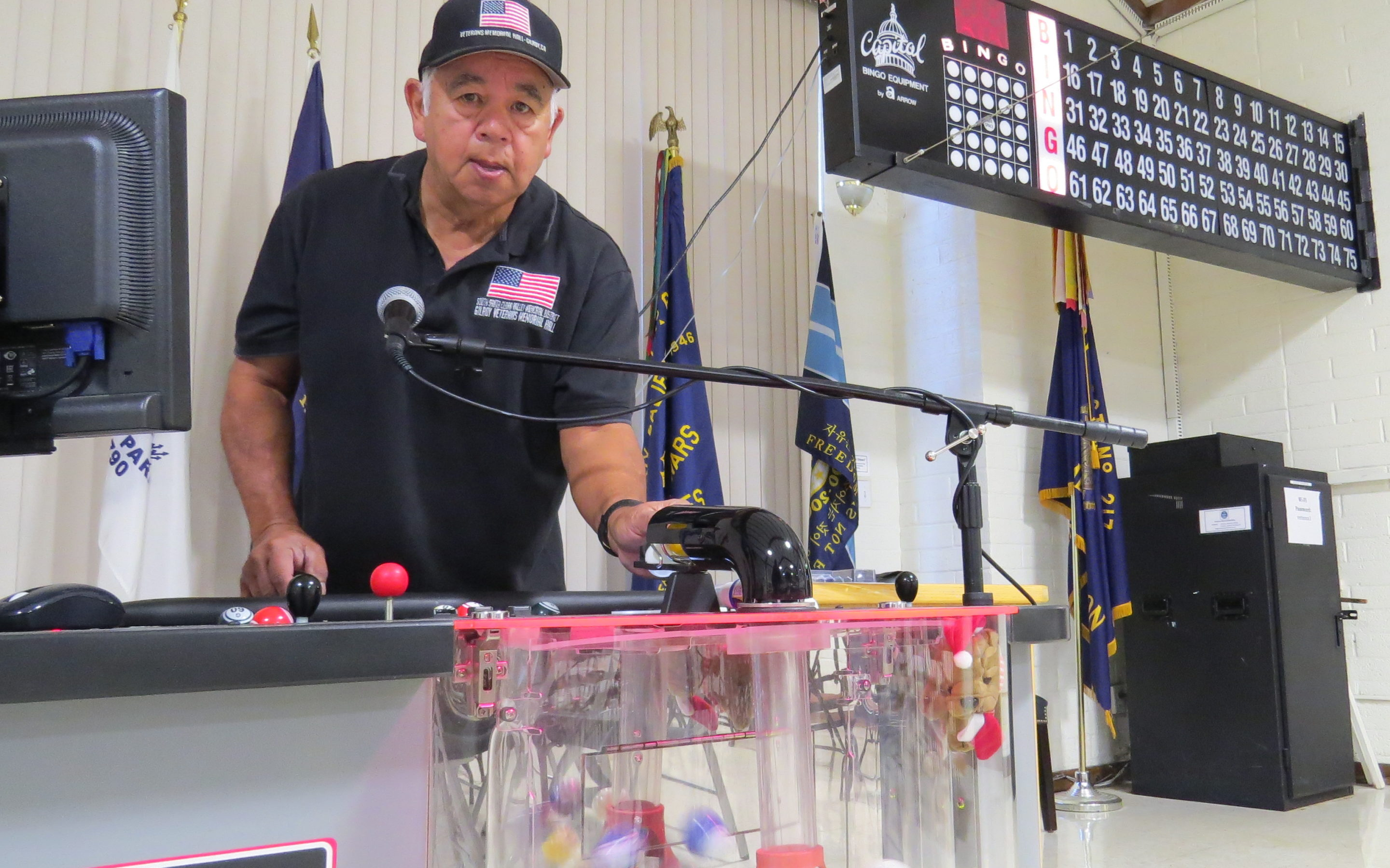 Main story: Veterans Memorial Building raising money for major remodel
