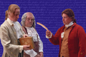 1776 The Musical @ Morgan Hill Community Playhouse