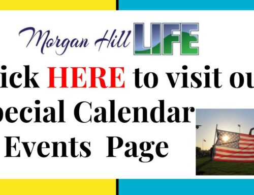 Archive: Published in the April 10 – 23, 2019 issue of Morgan Hill Life