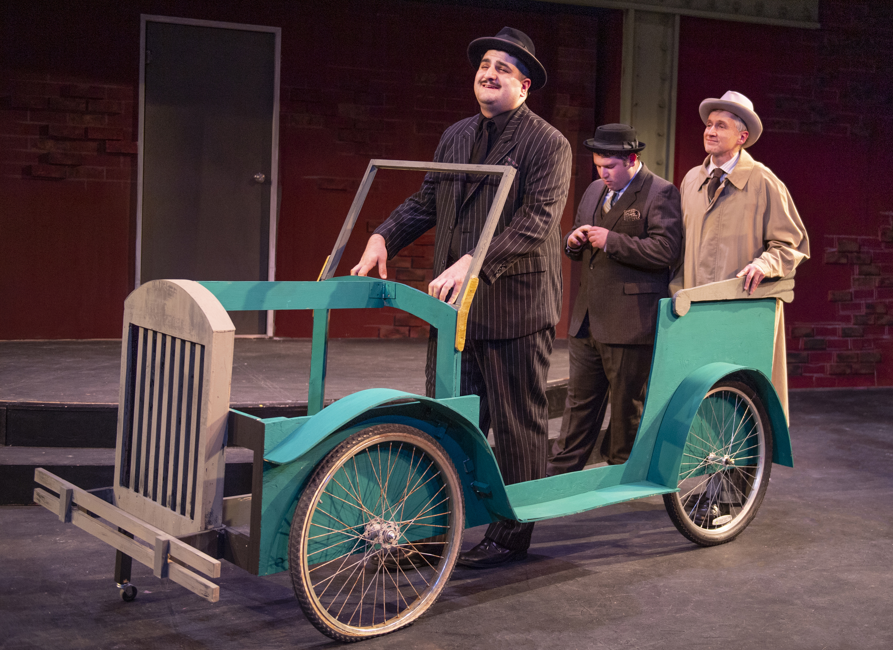 "b114c6c4e293da Curtain Up Theater Review by Camille Bounds  ""Bullets Over Broadway ..."