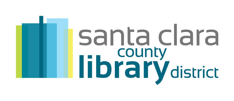 Image result for Santa Clara County library logo