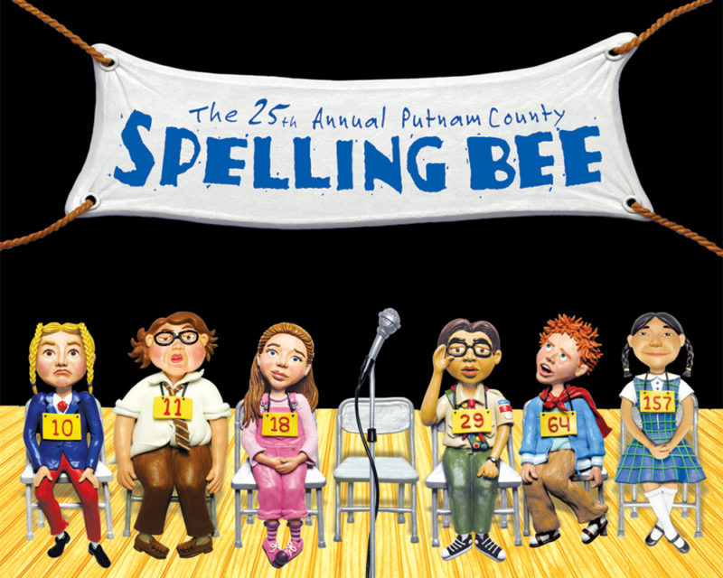 Image result for THE 25TH ANNUAL PUTNAM COUNTY SPELLING BEE