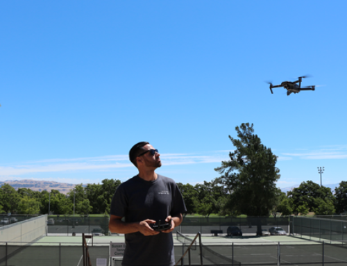 Sidebar: The game of drones at Gavilan College