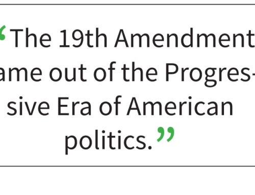 Editorial: Americans should now reconsider Equal Rights Amendment