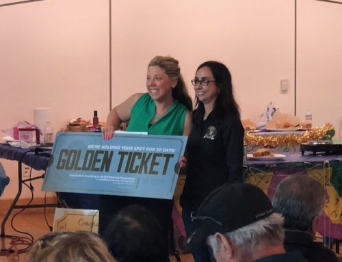 Gilroy resident wins inaugural Mushroom Mardi Gras cooking contest