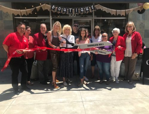 Ribbon Cutting — Mainstream Boutique
