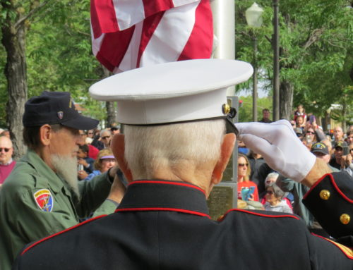 Honoring Those Who Died