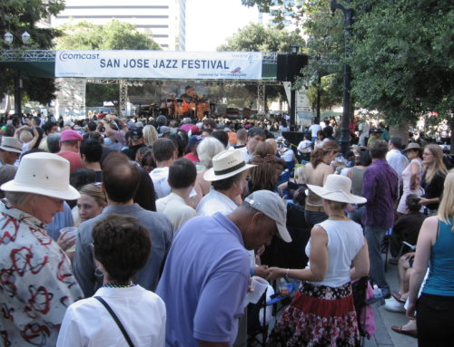 Music in the Air . . . with Mark 'Fenny' Fenichel: Jazz Festival with more than 100 acts on 14 stages comes to San Jose