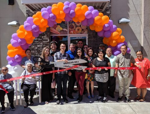 Ribbon Cutting — Vitality Bowls