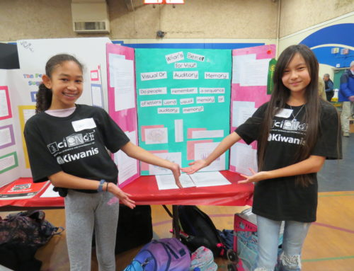 Students can now start Science Fair projects with 'clinics'
