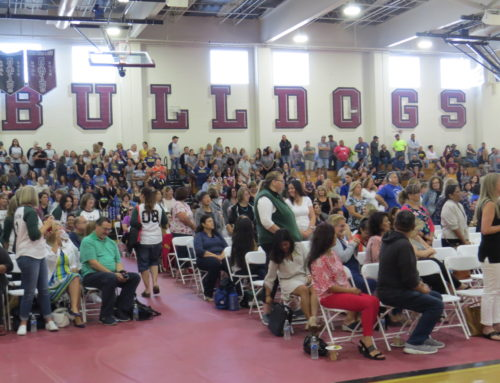 After heartbreaking summer, MHUSD welcomes school year