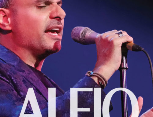 Music in the Air . . . with Mark 'Fenny' Fenichel: Renowned Australian singer ALFIO returns to Guglielmo Winery
