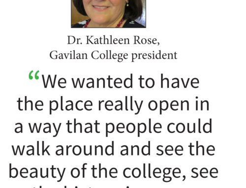 Gavilan College celebrates 100 years with red carpet gala