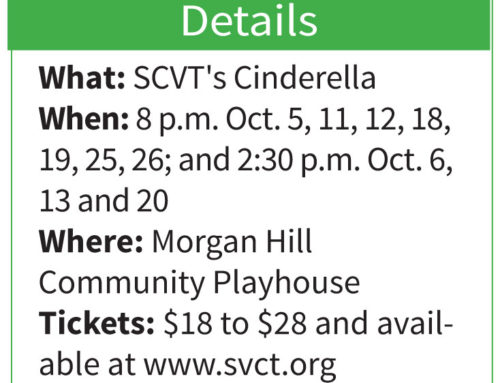 Nonprofit profile: South Valley Civic Theatre's 'Cinderella' will open 2019-'20 season