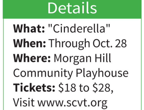 Curtains Up … with Camille Bounds: South Valley Civic Theatre's Rodgers and Hammerstein's 'Cinderella' was delightfully captivating